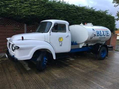 Bedford J Type Fuel Tanker For Sale On Car And Classic Uk