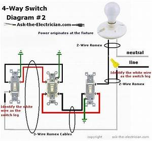 How To Wire A Switch Leg