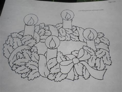Catholic Advent Wreath Coloring Page Search Results