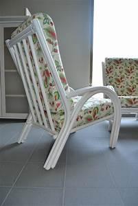 Fauteuil Haut Dossier : fauteuil en rotin dossier haut brin d 39 ouest ~ Teatrodelosmanantiales.com Idées de Décoration