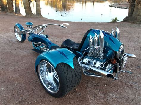 Take A Look At This Vw Trike !