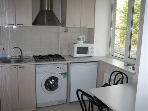 washing machine in kitchen design small tips for tiny kitchen 8907