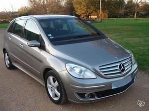 Mercedes Classe B 180 Cdi Boite Automatique : troc echange mercedes classe b 180 cdi pack design cvt sur france ~ Gottalentnigeria.com Avis de Voitures