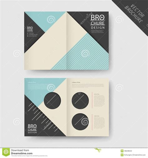A5 Half Fold Brochure 4 Pages Brochure Templates Half Page Brochure Template The Best Templates Collection