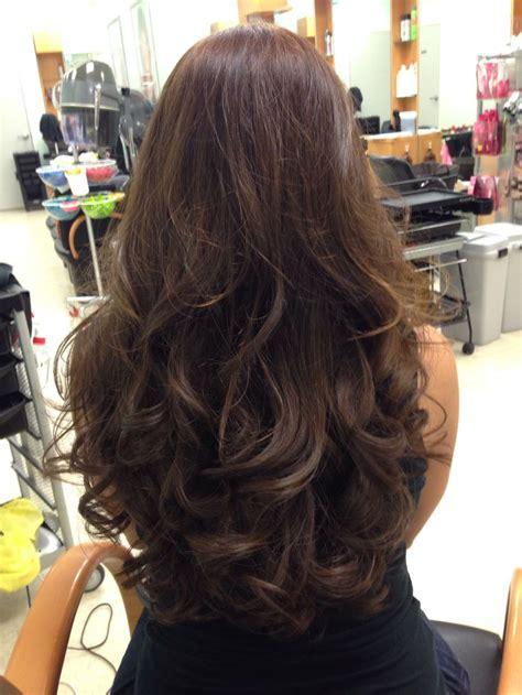 Long layers Long hair Long brown hair Long hairstyles