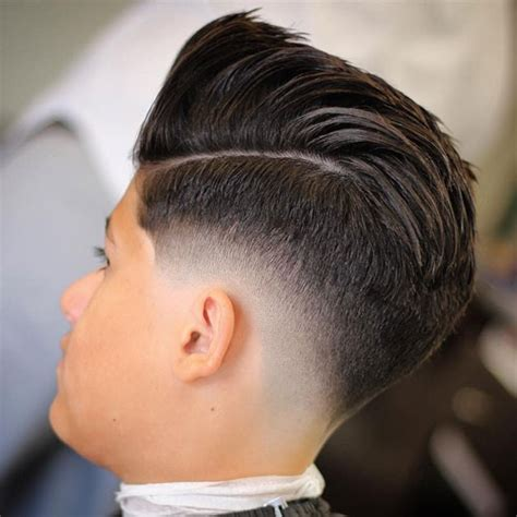 drop fade haircuts  guide