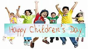 Happy Childrens Day Hd Wallpaper Poster