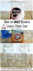how to remove labels from jars like a chemist With how to make labels for jars