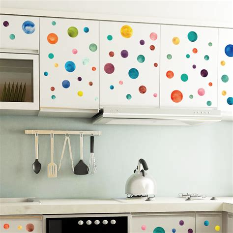 Walmart.ca carries adorable nursery wall decals, stickers, art and other wall décor. Rainbow Star Wall Colorful Stars & Dots Wall Art Stickers Nursery Wall Decal Stickers ...