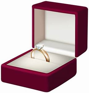 Engagement Ring Transparent PNG Clip Art | Gallery ...