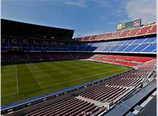 FC Barcelona VIP categories and Hospitality