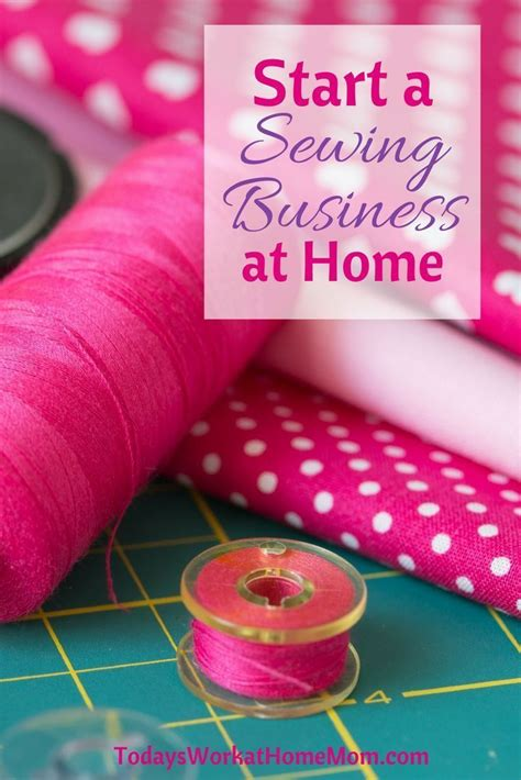 start  sewing business  home sewing business sewing