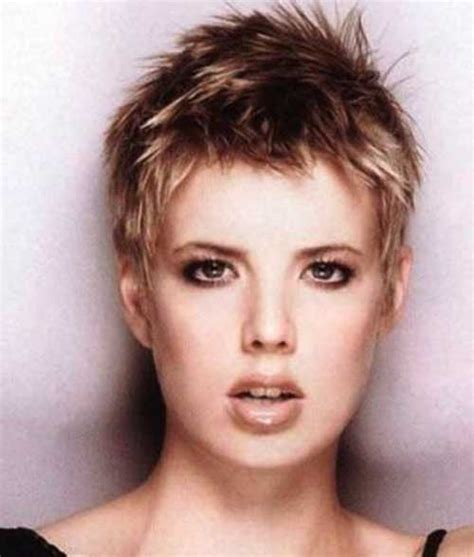 Spiky Pixie Hairstyles by 20 Spiky Pixie Hairstyles Pixie Cut 2015