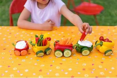 Healthy Meals Train Sugar Children Curb Rush