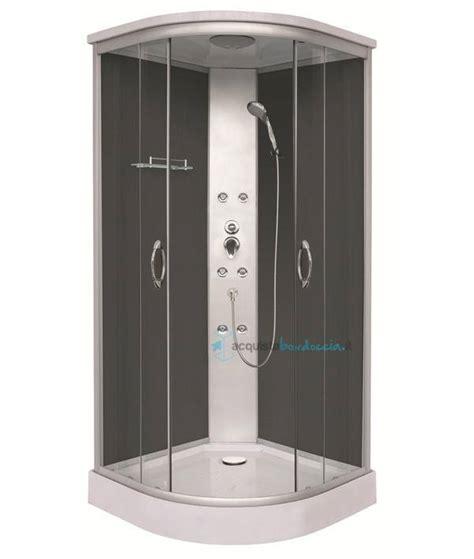 vendita box doccia idromassaggio semicircolare  cm