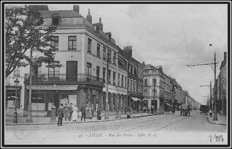 lille rue des postes tabac emile lille place barthelemy