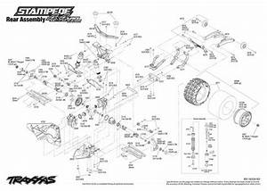 Best 20  Traxxas Stampede Vxl Ideas On Pinterest Intended For Traxxas Stampede Parts Diagram