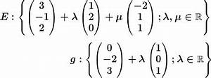 Senkrechte Gerade Berechnen : senkrechte projektion einer geraden auf eine ebene ~ Themetempest.com Abrechnung