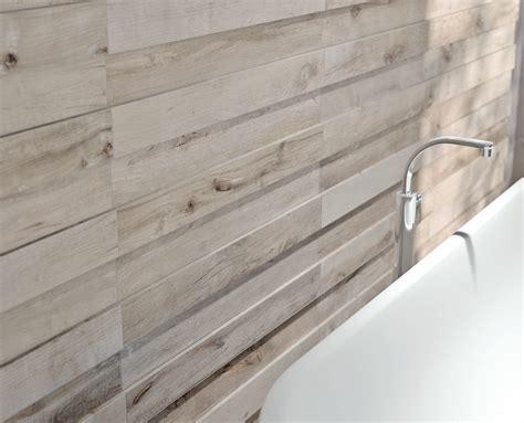 Clean Bathtub Stains by Ceramic Tile Replicates Wood Dakota By Flaviker Studio