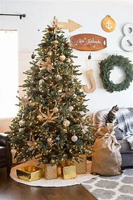french country christmas tree - Christmas Tree Country Decorating Ideas