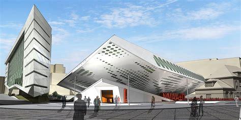 National Museum Art Architecture Design Openbuildings