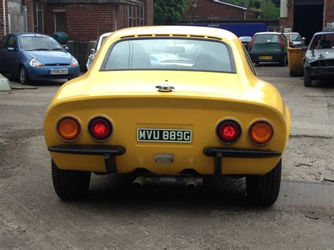 Opel Cars For Sale by 1969 Opel Gt For Sale Classic Cars For Sale Uk
