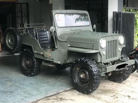 jual mobil jeep willys 1958 2 2 manual 2 2 di dki jakarta manual jeep hijau rp 129 000 000
