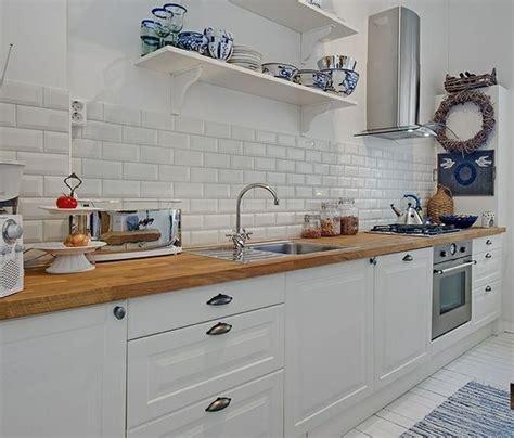 azulejos metro en el diseno de la cocina kansei cocinas