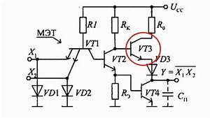 Transistor-transistor Logic Gates Equipped