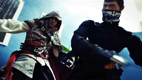 Assasin Vs Ninja 刺客教條