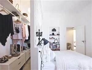 Dressing Derrière Tete De Lit : d co chambre 10 dressing fut s dans la chambre parentale ~ Premium-room.com Idées de Décoration