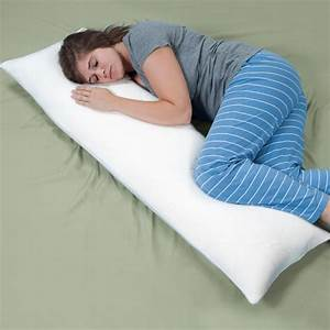 remedy complete comfort shredded memory foam body pillow With best memory foam body pillow