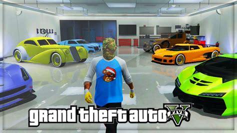 garage größe für 2 autos gta 5 garage tour 2 icrazyteddy s best modded cars gta 5 gameplay