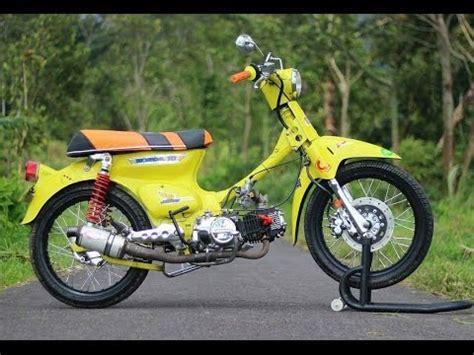 Modifikasi Honda by Modifikasi Honda C70