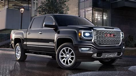 GMC Car : Choose Your 2018 Sierra Light-duty Pickup Truck