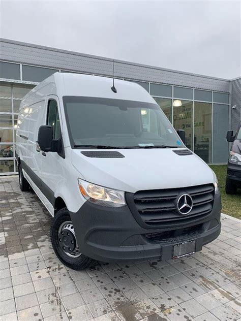 Rigorous inspection 6 model years or newer less than 75,000 miles. New 2019 Mercedes-Benz Sprinter 3500XD Cargo Sprinter V6 3500XD Cargo Rear Wheel Drive Cargovan