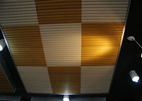 eco friendly drop ceiling panels hollow suspended