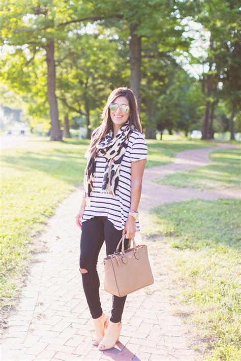 Summer To Fall Outfit Ideas By Grace Wainwright From A