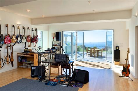 The Home Design Studio : Home Design Studio And This Modern Patio Music Home Studio