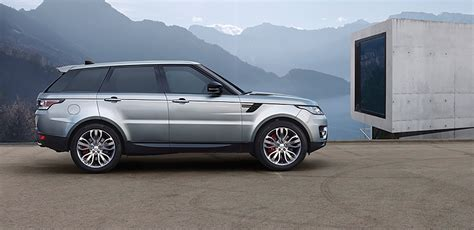 range rover sport pricing  specifications