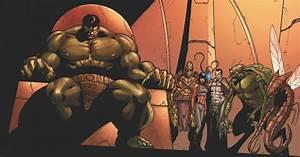 Warbound (Team) - Comic Vine