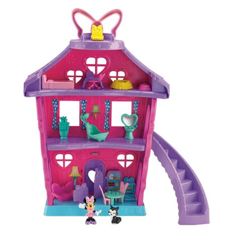 siege fisher price grande maison minnie fisher price king jouet
