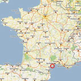 Vias Plage Carte by Lou Castelet H 233 Bergements Au Sud De La France