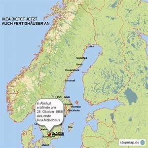 Skandinavische Fertighäuser Deutschland : fertigh user von ikea von abendblatt landkarte f r schweden ~ Sanjose-hotels-ca.com Haus und Dekorationen