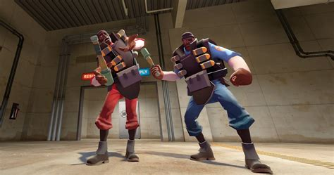 team fortress   weapons    sense game rant