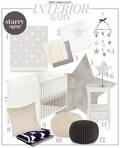 Star Themed Nursery Decor & Design Ideas - Cloud b