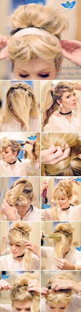 disney princess hair styles 6 disney princess hairstyles 3322