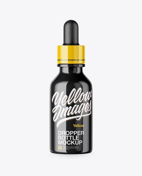 Download free 30ml dropper bottles mockup. Glossy Dropper Bottle Mockup - Glossy Dropper Bottle ...