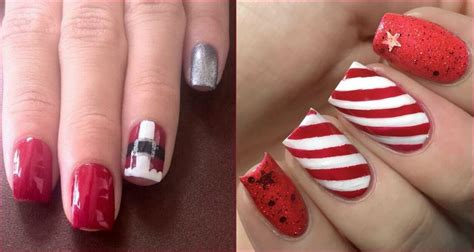 16 Best Nail Art Designs For Christmas