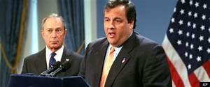 Bloomberg Praises Chris Christie's Potential Run For President